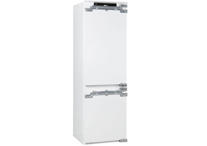Aeg Kühlschrank Gefrierkombination : Aeg einbau kühl gefrierkombination sce tc möbel greiner inh