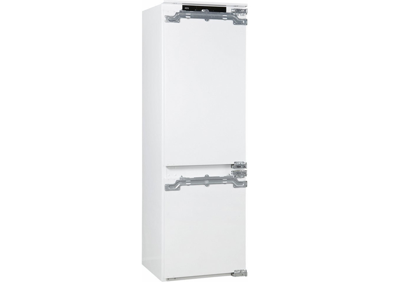 Aeg Customflex Kühlschrank : Aeg einbau kühl gefrierkombination sce tc möbel greiner inh