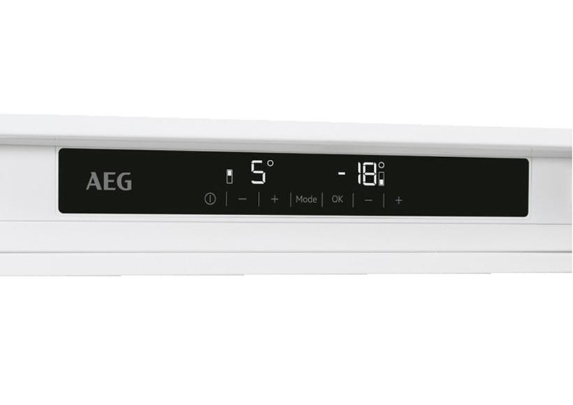 Aeg Kühlschrank Pro Fresh : Aeg einbau kühl gefrierkombination sce81864tc möbel greiner inh