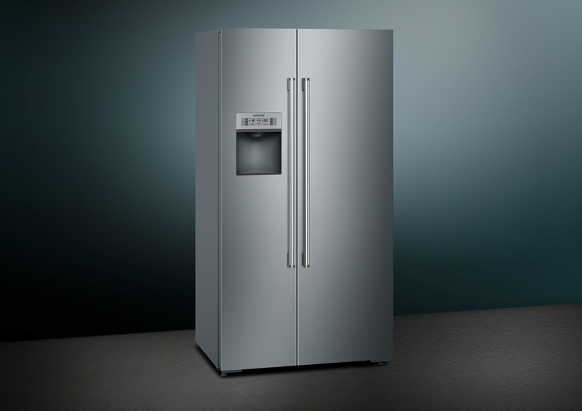 Siemens Kühlschrank Iq700 : Siemens iq nofrost kühl gefrierkombination side by side